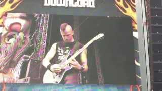 36 Crazyfists - Download Festival 2015