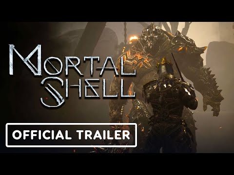 Trailer de Mortal Shell