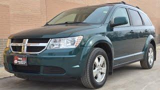 2009 Dodge Journey SXT - Alloy Wheels, HUGE VALUE