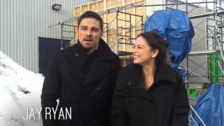 Красавица и Чудовище, Jay Ryan&Kristin Kreuk Have Special Message for Beauty and the Beast Fans-HD 720p