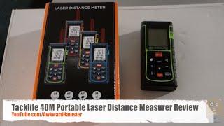 Urceri Laser Entfernungsmesser : Tacklife a ldm01 free video search site findclip