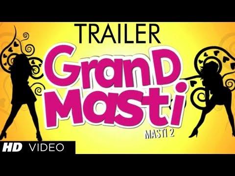 "Download ""Grand Masti Trailer"" Official 2013 | Riteish Deshmukh,Vivek Oberoi,Aftab Shivdasani HD Mp4 3GP Video and MP3"