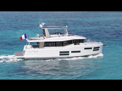 Beneteau Grand Trawler 62 video