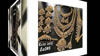 South Indian Bridal Jewelry For Rent