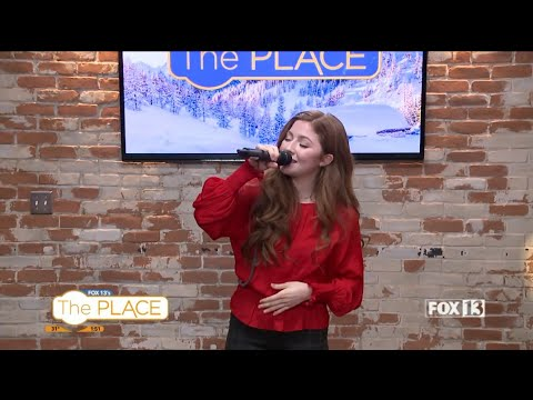 """Lexi Walker - """"Jingle Bells"""" (Live at Fox 13's The Place 2019)"""