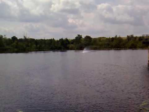 100cm Mono Speedboot mit 18,5V 5000mAh Lipo Akku