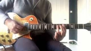 Down Brownie - ZZ Top - Guitar cover