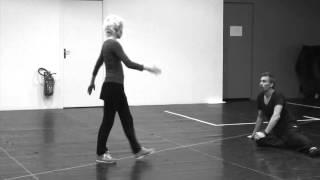 Répétitions de Parallèles, Nicolas Le Riche & Clairemarie Osta