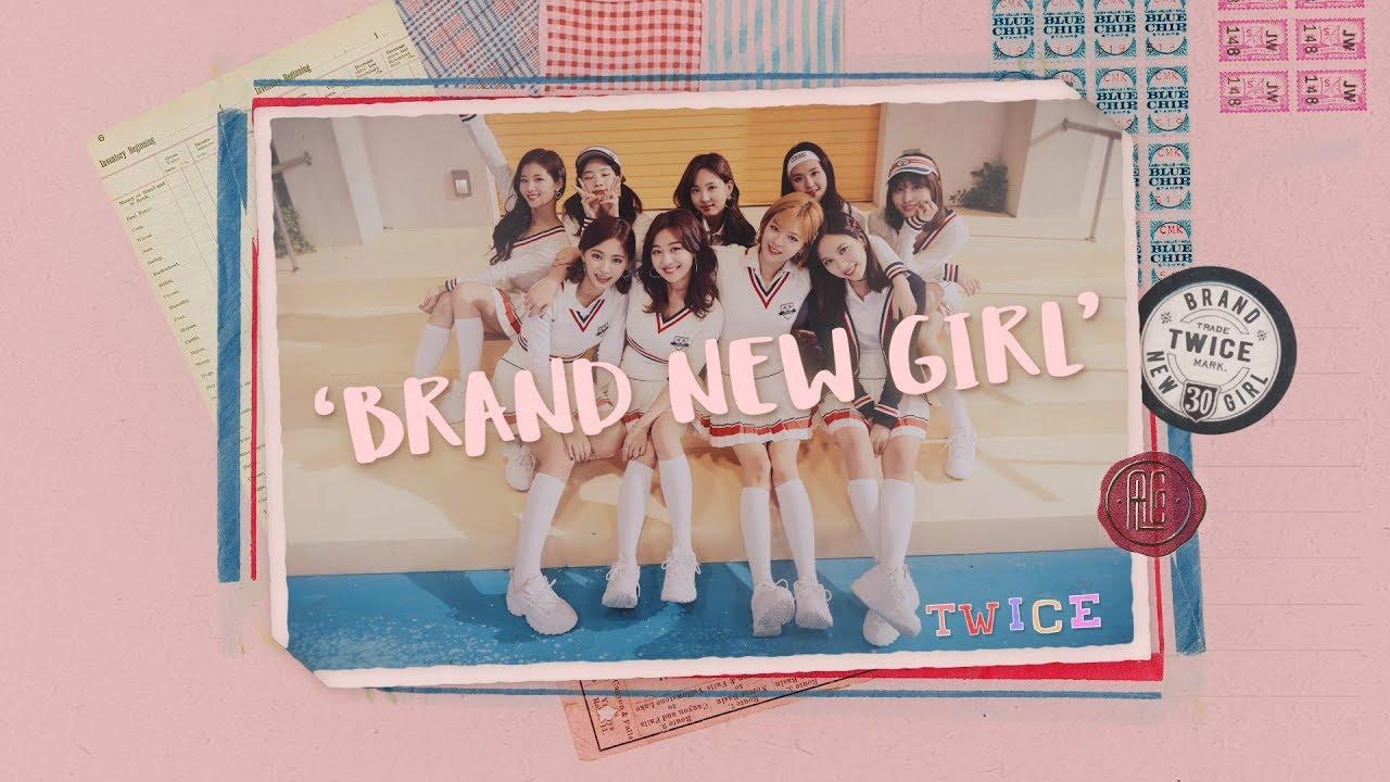 [Japan] MV : TWICE - BRAND NEW GIRL