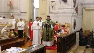 Missa com orações por cura e libertação