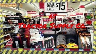 Cheap Deals at Tractor Supply Co.