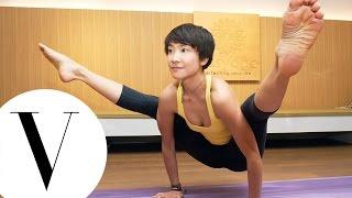 回歸到自己 正念瑜伽 Janet Lau|FIT GIRLS