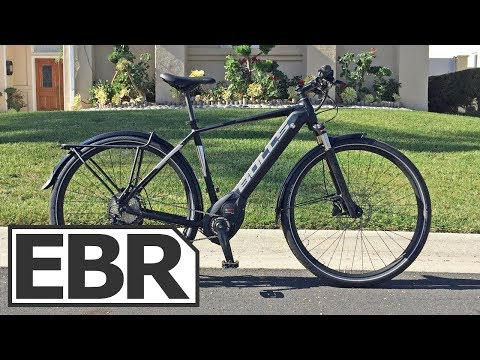 BULLS Urban EVO Video Review – $4.4k Fast 28 MPH Bosch Speed Electric Bike