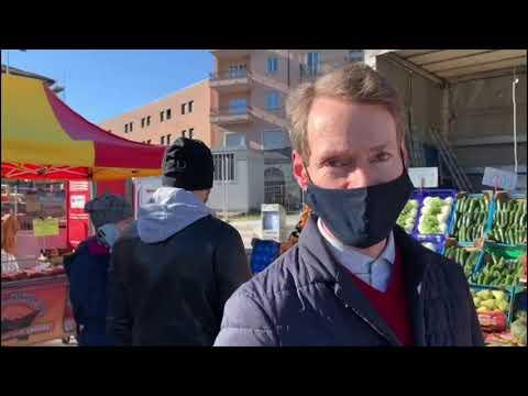 Debutta il mercato in piazza Repubblica