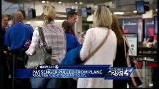 Woman removed from PIT flight, passengers walk off in protest