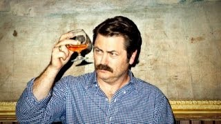 A Five-Minute Lesson in Manhood With Nick Offerman
