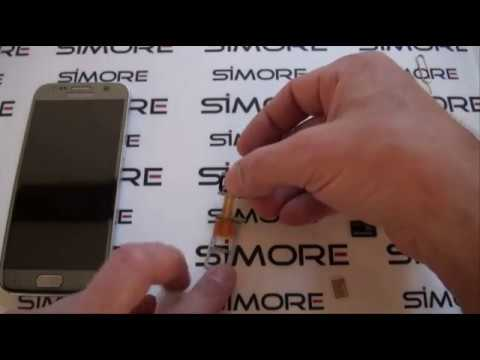 cómo han 2 SIM + 1 micro-SD en su teléfono doble SIM con slot híbrido (Samsung Galaxy S7 duo)