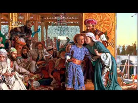 Le Sauveur découvert dans le Temple de William Holman Hunt