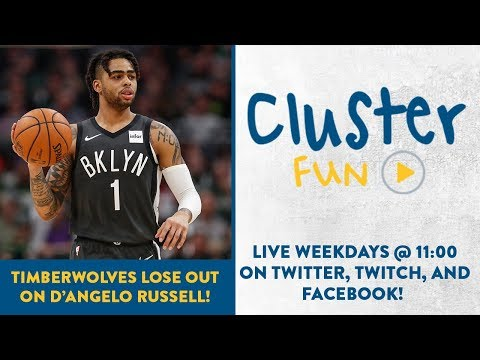 Minnesota Timberwolves Miss Out On D'Angelo Russell