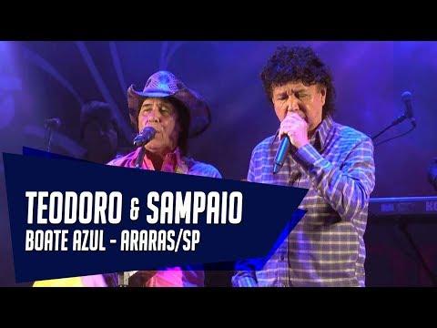 Boate Azul - Teodoro & Sampaio - Araras/SP