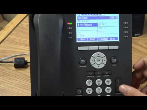 How To Change Your Greeting On An Avaya IP Office System
