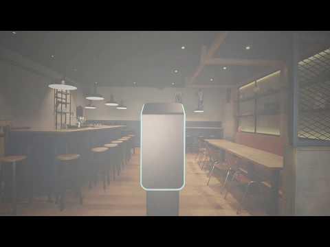 Pan Oston Slim Access Visitor Counter Management video thumbnail
