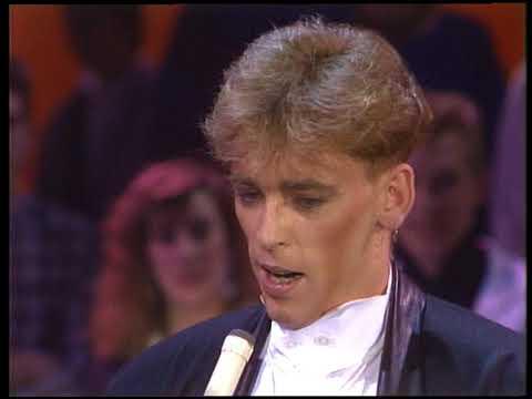 American Bandstand 1986- Interview Baltimora