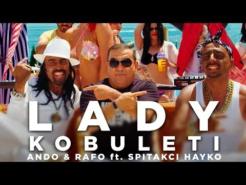LADY KOBULETI -  Ando and Rafo ft. Spitakci Hayko [DEPUTATI SHOW #3] [NEW AUGUST 2018]  //4K//