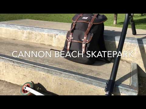 Oregon Coast Skatepark (Cannon Beach)