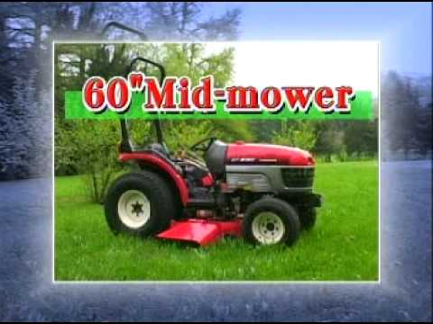 Yanmar Tractor Introduction