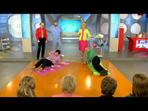 Видео массаж ануса при простатите