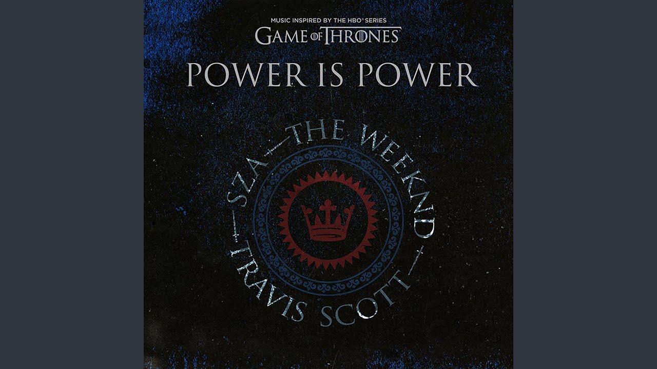 SZA, The Weeknd, Travis Scott - Power Is Power (Official Audio)