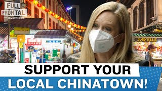 Sam's Love Letter To Chinatown