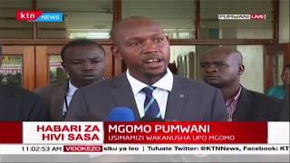MGOMO PUMWANI: Usimamizi wakanusha kuwepo kwa mgomo, wauguzi wanalalamikia ukosefu wa malipo