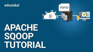 Apache Sqoop Tutorial | Sqoop: Import & Export Data From MySQL To HDFS | Hadoop Training | Edureka