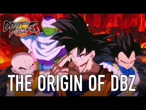 Dragon Ball FighterZ - The Origin of Dragon Ball FighterZ (Developer Diary #1) de Dragon Ball FighterZ