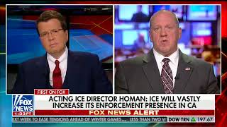 Acting ICE Director wants to charge local officials