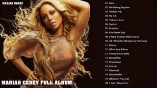 Mariah Carey Greatest Hits[Full Album]_ Best Songs Of Mariah Carey Nonstop Playlist