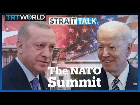 Discussed live on TRT World Erdogan-Biden side at upcoming NATO Summit