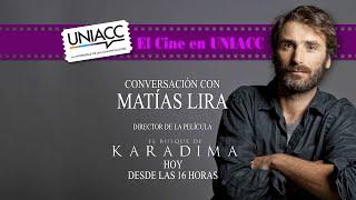 """Conversación con Matías Lira, Director de la película """"El bosque de Karadima"""""""