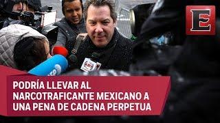 """Defensa de """"El Chapo"""" apelará veredicto contra Guzmán Loera"""