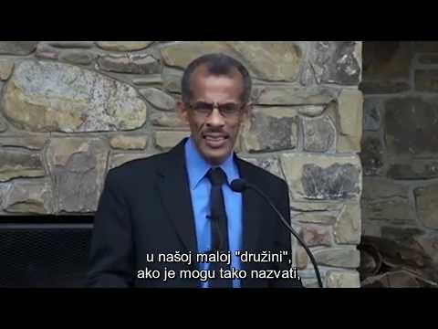 Dejvid Klejton: Vera je ključ