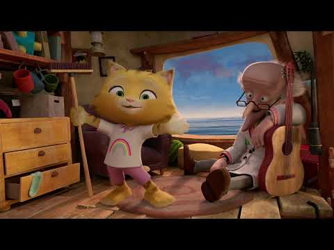 Mika & Sebastian :  l'aventure de la poire géante - Trailer (VF)