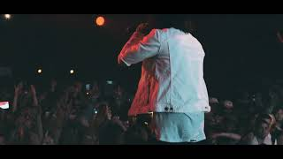"""Ab-Soul performs """"RAW"""" BACKWARDS (LIVE) in New York"""
