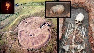 Alien Found Buried In Russia?