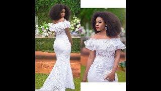 Latest African Print Dresses, Ankara Styles, Lace And Aso Ebi Fashion 2018