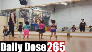 LYVEL'S 1ST DANCE CLASS + MAV COMES HOME!!!- #DailyDose Ep.265 | #G1GB