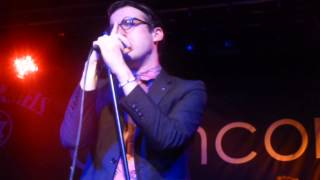 Spector - True Love (For Now) (HD) - Concorde 2, Brighton - 25.10.12