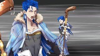 Cu Chulainn  - (Fate/Grand Order) - Fate/Grand Order part 60: Cú Chulainn (Caster)'s Interlude: Sage of the Forest