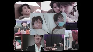 Taekook on bed while Jungkook's shirt is unbottoned+ new DVD moments (Taekook vkookv analysis)